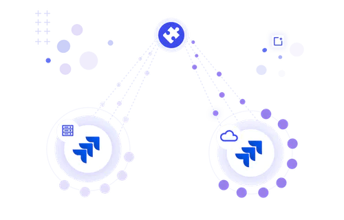 Jira Server to Cloud illustration