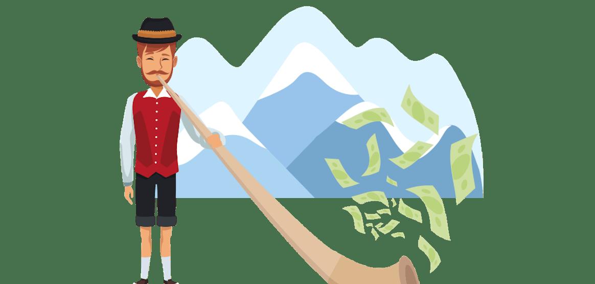 Schweizer Kredit ohne SCHUFA mit bonify