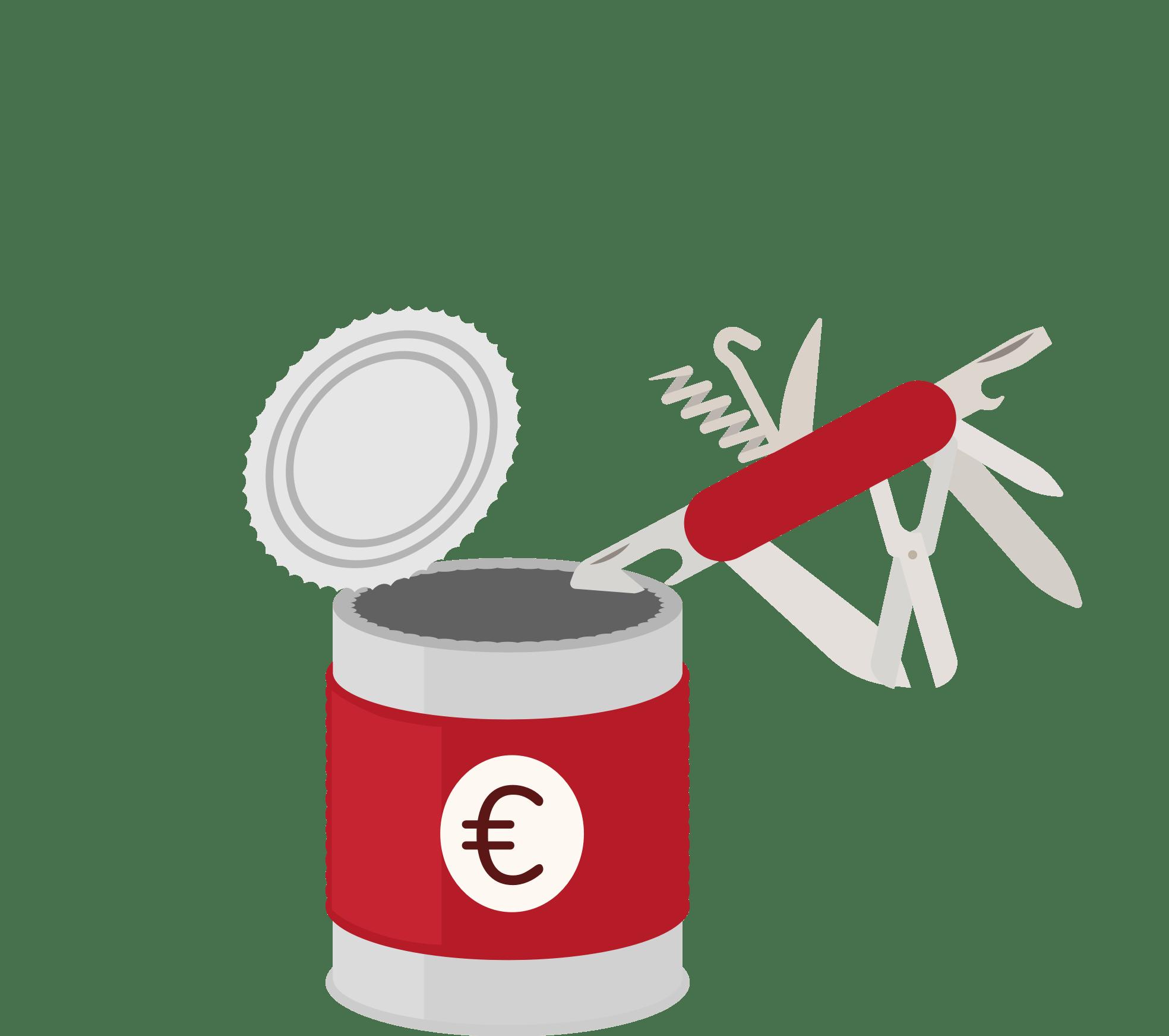 Swiss Credit - Schweizer Messer