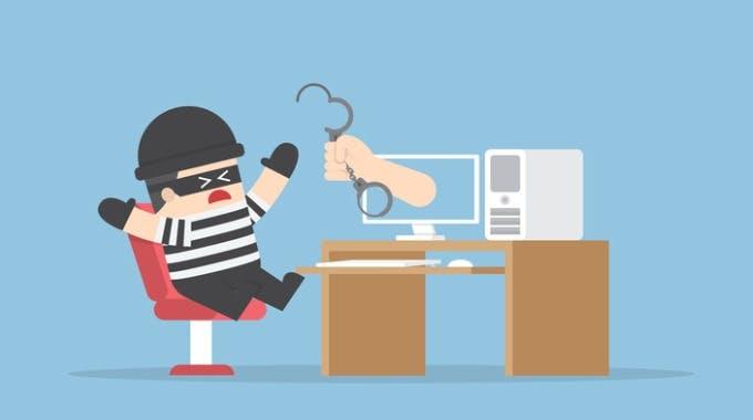 Digitaler Identitätsdiebstahl