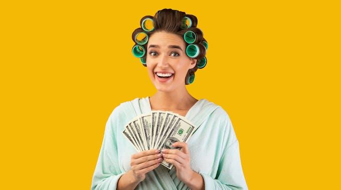 Hausfrauenkredit