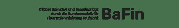 bonify offiziell lizenziert BaFin