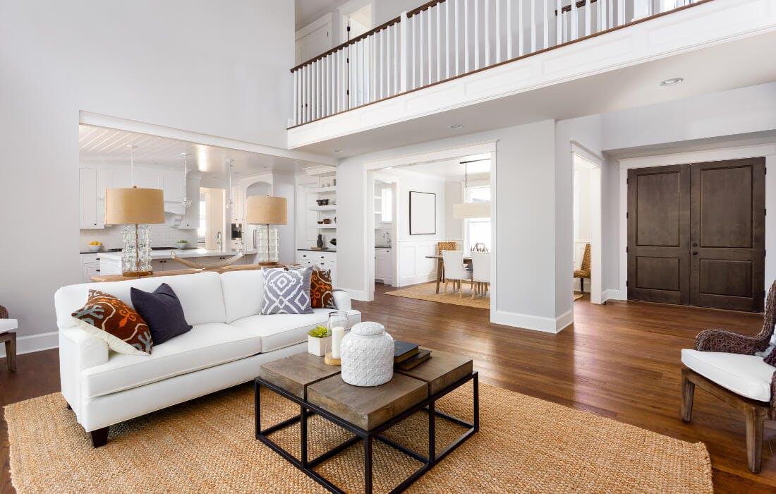 Finanzierung einer Wohnung