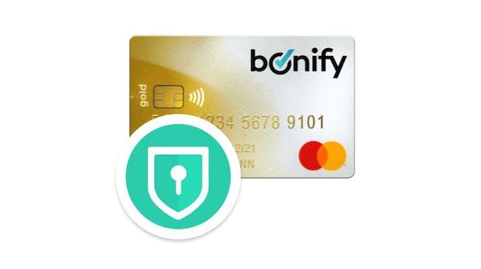 bonify-MasterCard Gold - die kostenlose Kreditkarte