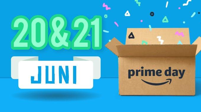 Amazon Prime Day 2021 am 20 und 21 Juni