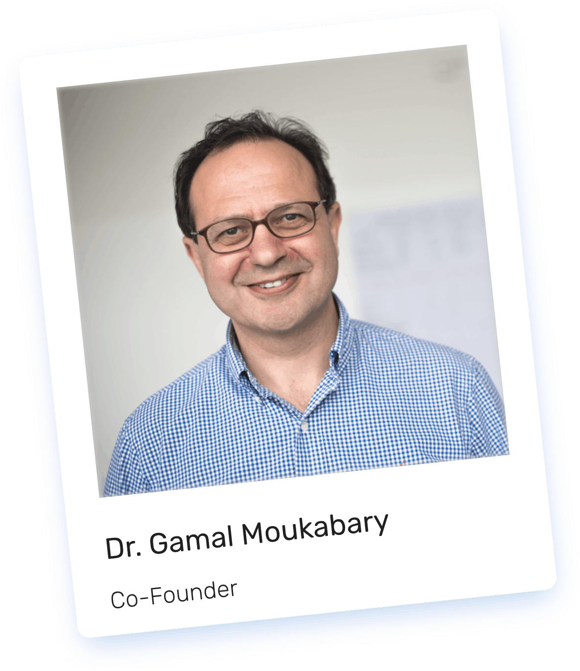Dr. Gamal Moukabary