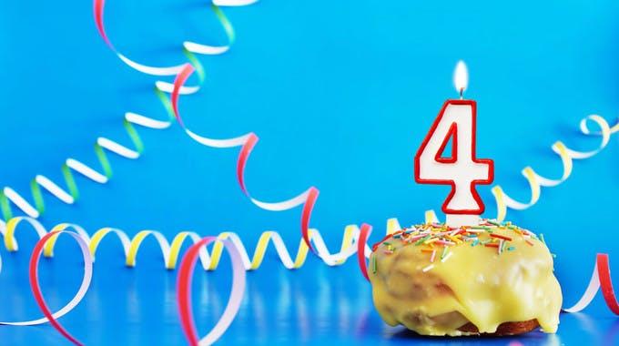 4. Geburtstag bonify