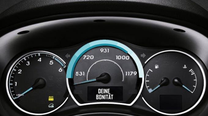 Autokredit trotz schlechter Bonität - tunen