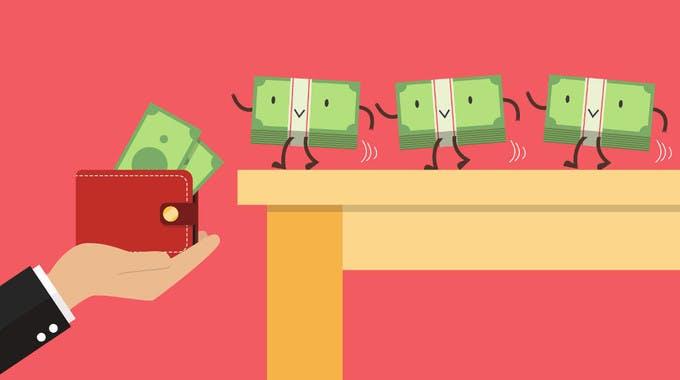 Mythen über Geld