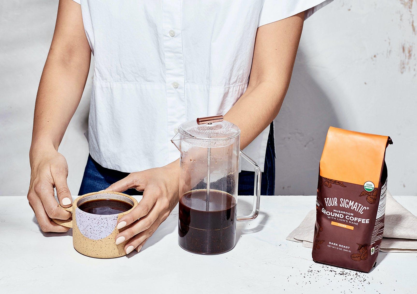 Chaga Mushroom Coffee