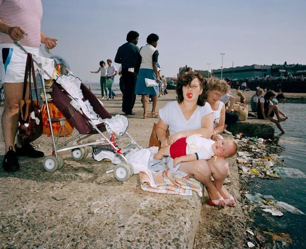 Untitled (New Brighton), 1983-85 - © Martin Parr - Magnum Photo