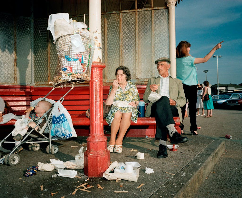 New Brighton, from 'The Last Resort', 1983-85 - © Martin Parr - Magnum Photo