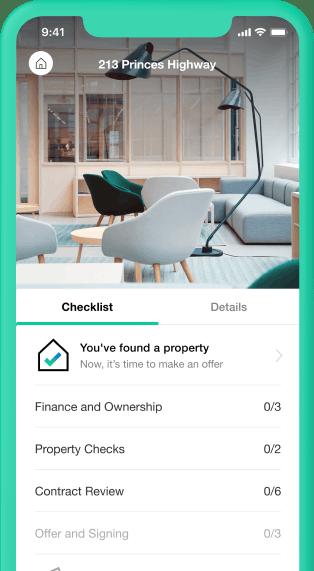 Home-in app