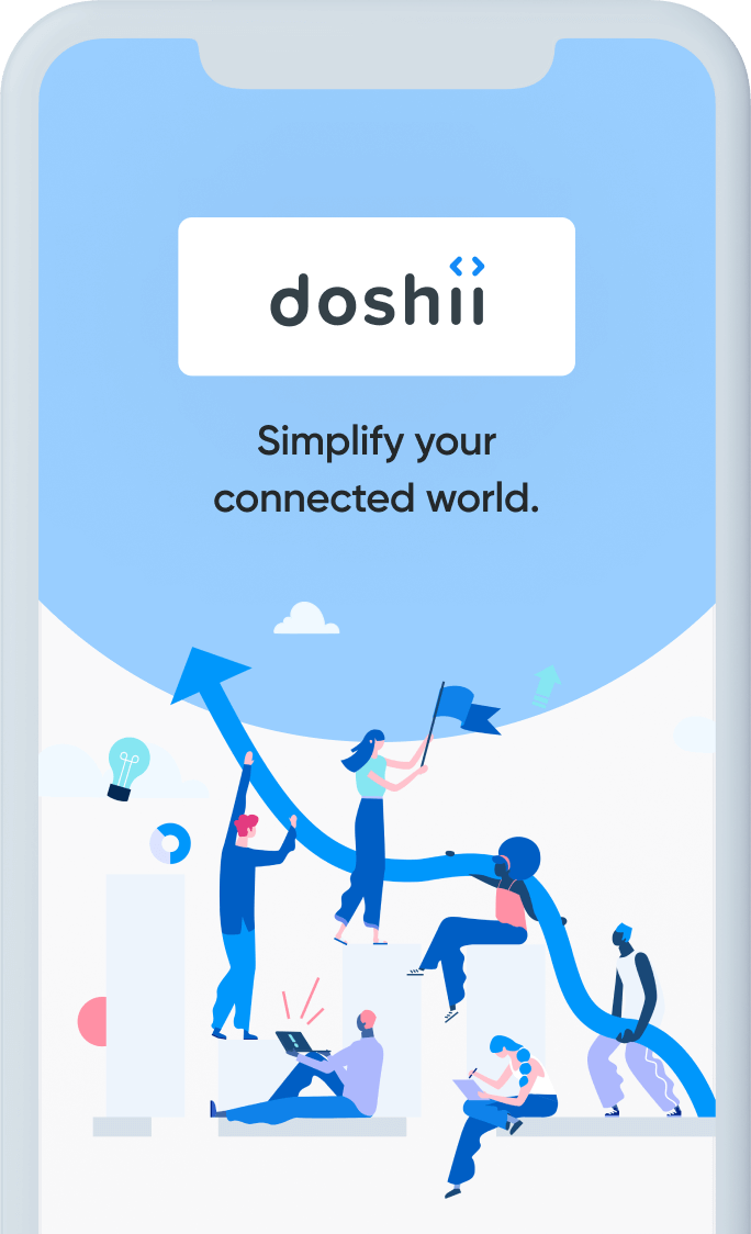 Doshii phone app