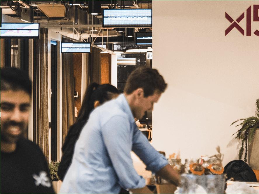 x15 kitchen space