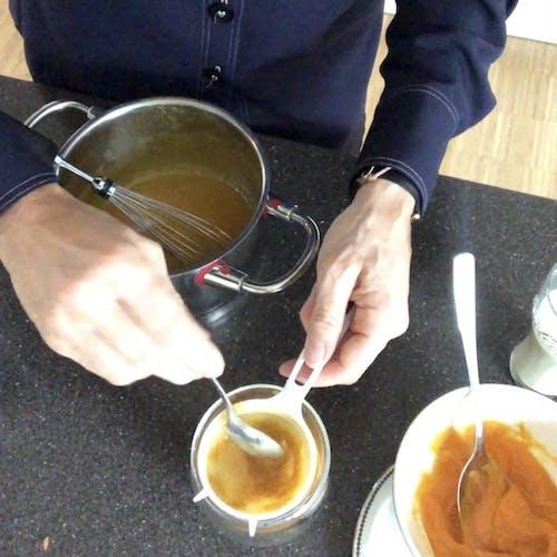 kürbis spicy chai latte