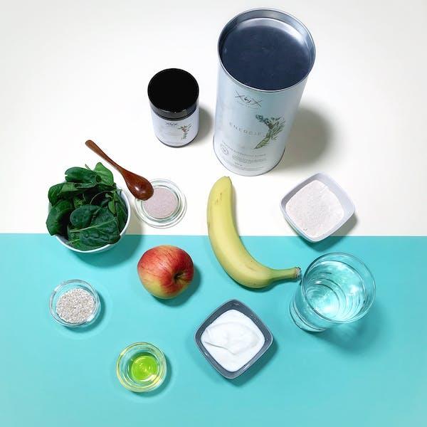 zutaten grüner smoothie