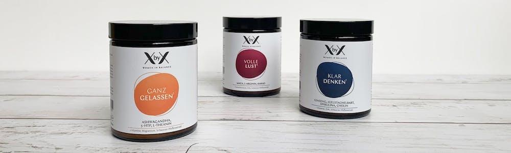 XbyX Extrakte neue Rezeptur Pflanzenextrakte Wechseljahre
