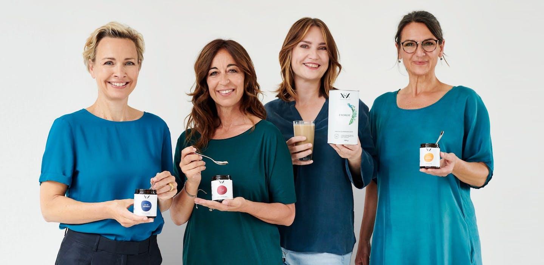 Pro-Age Frauen Wechseljahre XbyX Proage hormonelle Balance