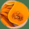 Wechseljahre Kürbis Beta-Carotin Vitamin C Vitamin E