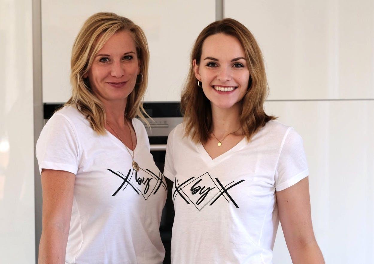 XbyX Team Gründerinnen