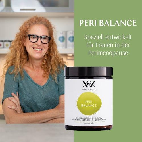 Peri-Balance-perimenopause-reishi-moenchspfeffer-NAC-sulforaphan-glutathion-mariendistel-hormone-balance-wechseljahre