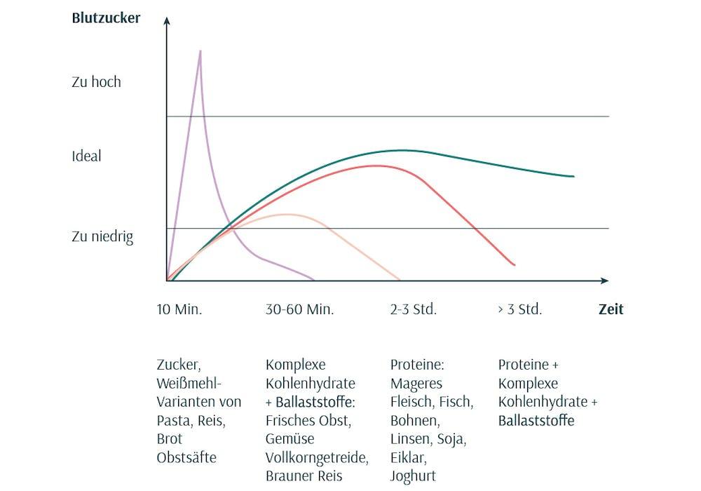 blutzucker abnehmen xbyx proteine kohlenhydrate ballaststoffe
