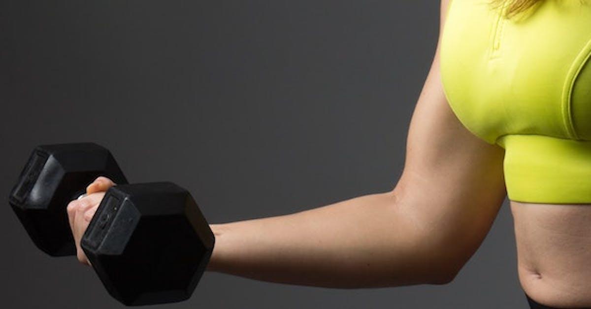 Protein, um Gewicht zu verlieren und Muskelmasse zu erhöhen