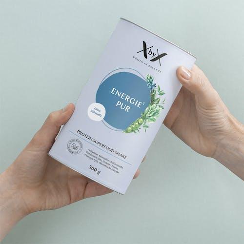 XbyX Energie PUR Protein ohne Süßstoffe_Shake