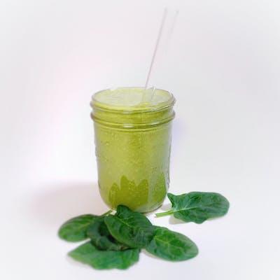 rezept smoothie spinat