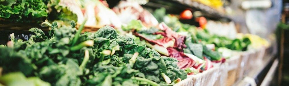 beste Gemüse und Obst für die Wechseljahre
