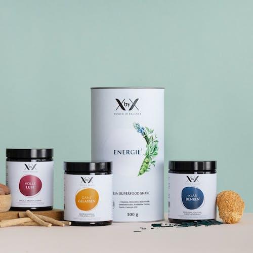 XbyX Wechseljahre Produkte hormonelle Balance