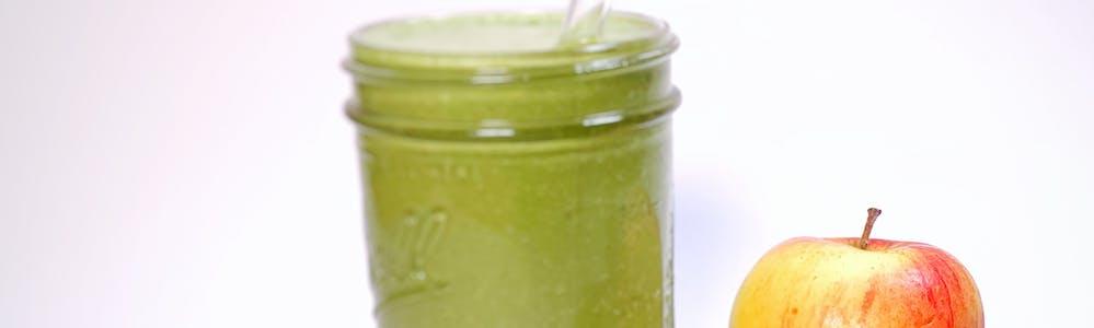 Einfach Grün Smoothie