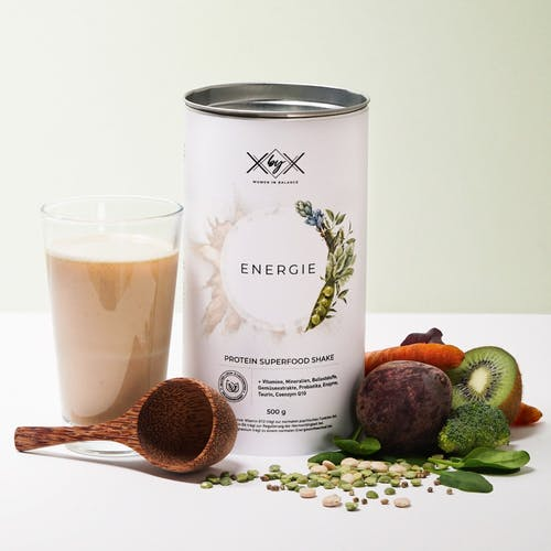 XbyX® ENERGIE Protein Superfood