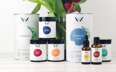 XbyX alle Produkte wechseljahre hormonelle balance muttertag blumen
