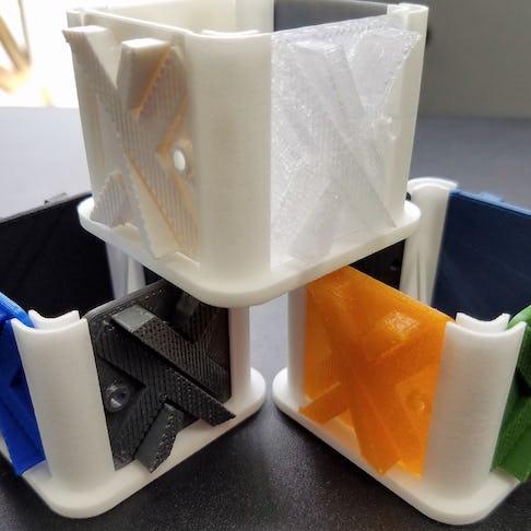 FDM thermoplastic 3D printing varieties
