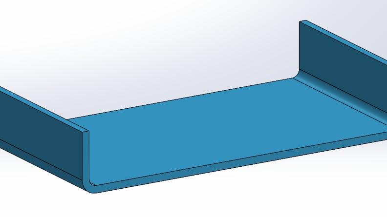 Correct Bend Orientation