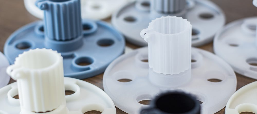 Stereolithography SLA materials have a variety of engineered properties for function and cosmetics