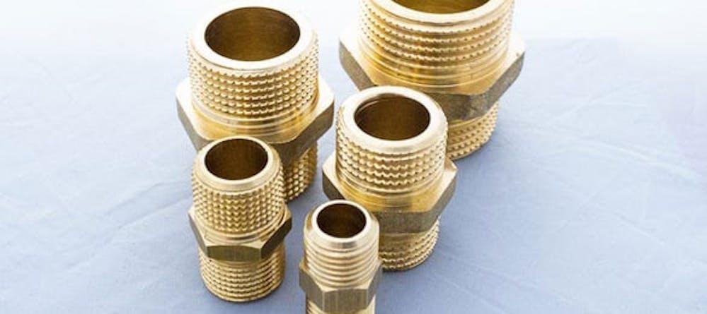 cnc machined bronze parts