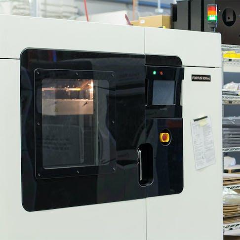 Fortus 900mc 3D Printer
