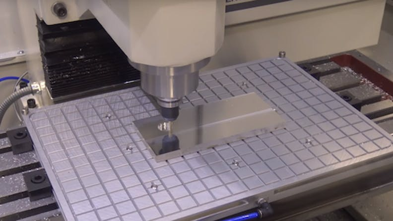 A universal vacuum plate
