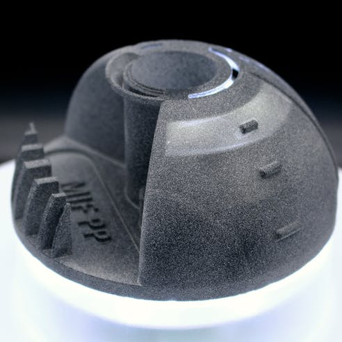 HP Multi Jet Fusion Polypropylene
