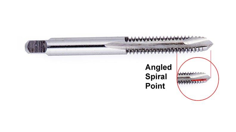 Spiral Point Taps