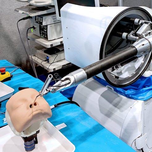 Medical Robot Built by Galen Robotics