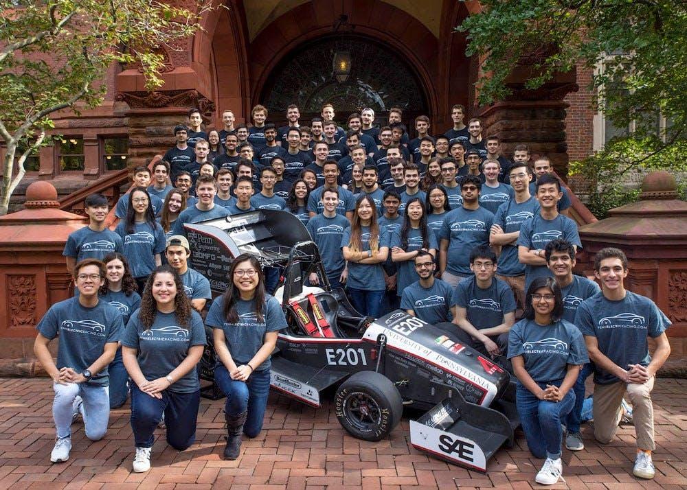 Penn Electric Racing Team