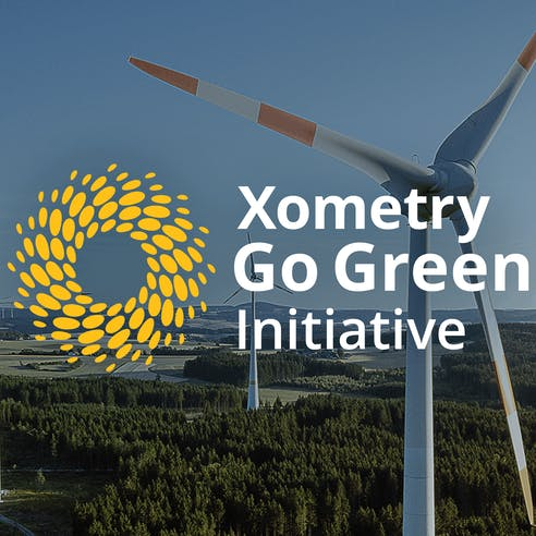 Xometry Go Green