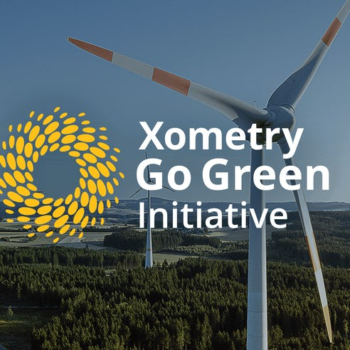 Xometry Go Green