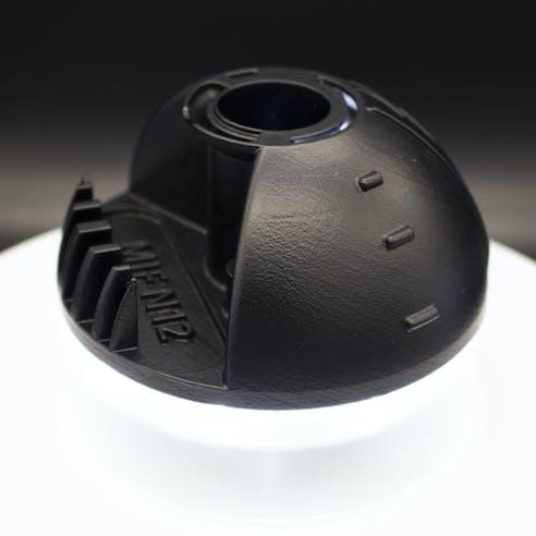 HP MJF Vapor Smooth 3D Printing