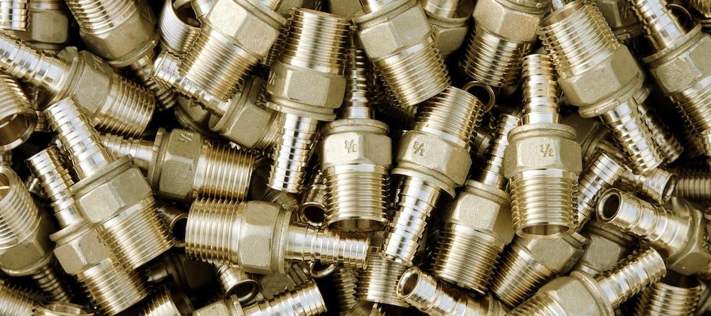 cnc machined brass bolts