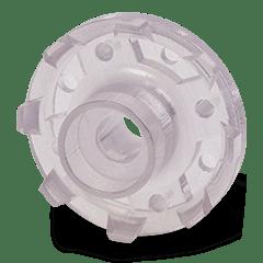 PolyJet VeroClear 3D print